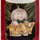 Hallmark Keepsake Christmas Ornament Fabulous Decade 1997 Hedgehog  #8 GB ~*~