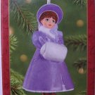 Hallmark Keepsake Christmas Ornament Little Women 2001 Meg March Madame Alexander #1 GB ~*~