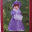 Hallmark Keepsake Christmas Ornament Little Women 2001 Meg March Madame Alexander #1 GB ~*~