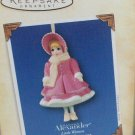 Hallmark Keepsake Christmas Ornament Little Women 2004 Amy March Madame Alexander #4 GB ~*~v