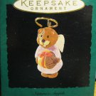 Hallmark MINIATURE Keepsake Christmas Ornament 1996 Nature's Angels Squirrel & Accorn #7 FB ~*~