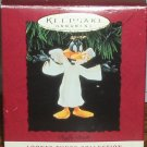 Hallmark Keepsake Christmas Ornament 1994 Daffy Duck Angel Looney Tunes FB ~*~