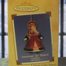 Hallmark Keepsake Christmas Ornament Little Women 2002 Jo March Madame Alexander #2 GB ~*~v