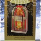 Hallmark Keepsake Christmas Ornament Jukebox Party 1996 Light & MusicGB ~*~