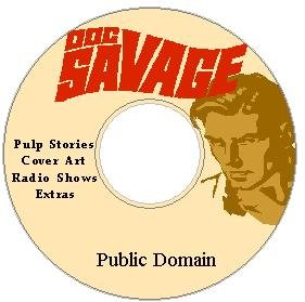 Doc Savage CD