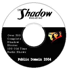 The Shadow CD