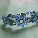 Blue Flower Crystal