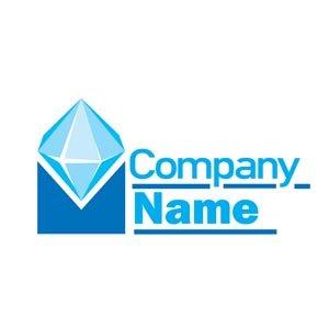 Blue diamond logo # 997