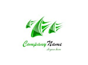 Green sails logo #1024
