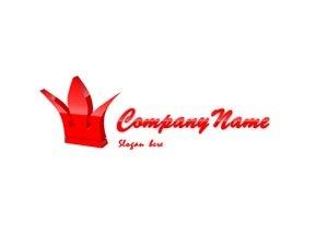 Red tulip logo #1028