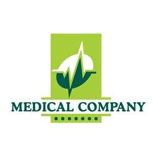 Medical logo green #1195