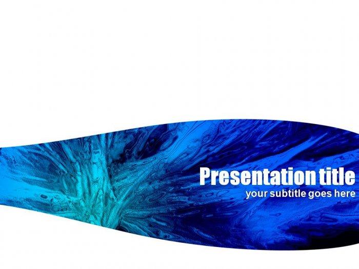 PowerPoint blue and purple swirl theme_005
