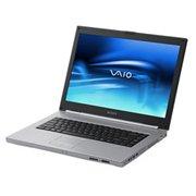 """Sony VAIO VGN-N250E/B 15.4"""" Notebook 1024MB RAM 120GB DVD+RW Vista Home Premium)"""