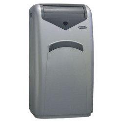 NEW Soleus Air 10,000 BTU Evaporative Portable Air Conditioner (Silver)4-in-1 cool, heat,dehumidify