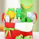 Hippity Hop into the Bath Gift Basket