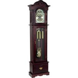 Edward Meyer� Grandfather Clock with Beveled Glass