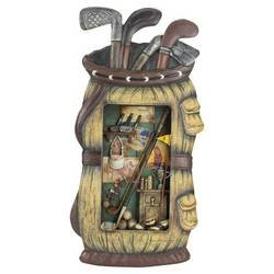 Club Fun� Decorative Golf Picture