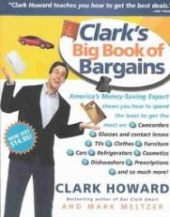 Clark's Big Book of Bargains - Howard, Clark and Mark Meltzer