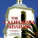 The California Missions - Van Steenwyk, Elizabeth