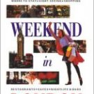 Hachette a Great Weekend in London (Hachette's a Great Weekend Series) - Haro, Sarah De
