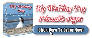 Wedding Printable ebook