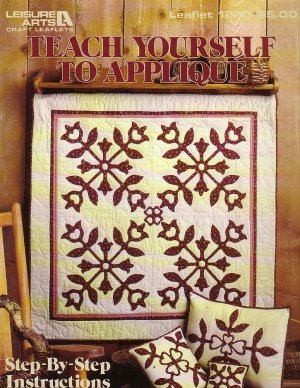 Teach yourself Applique