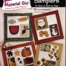 material girl seasonal samplers
