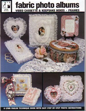 Fabric Photo Albums