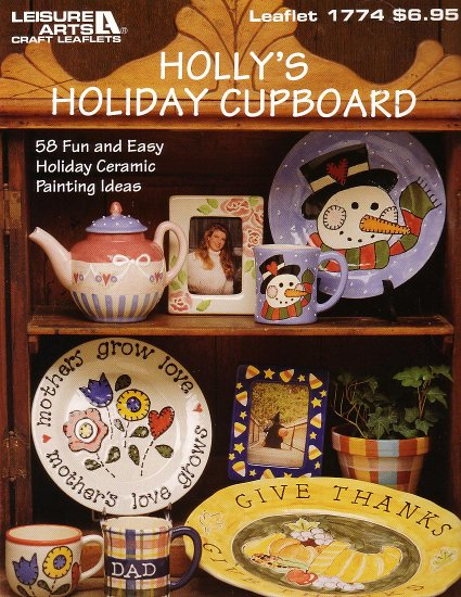 Holly Holiday cupboard