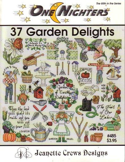 One nighters 37 Garden Delights