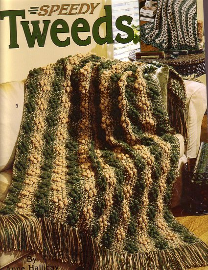 speedy tweeds afghans