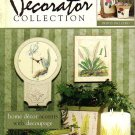Decorator collection  flower and ferns