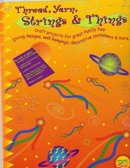 Thread  yarn strings and things