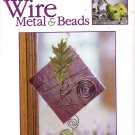 Better homes and gardens Wire metal and Beads
