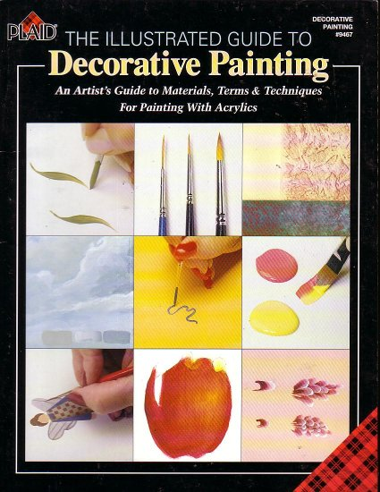 llustrated guide to decorative painting