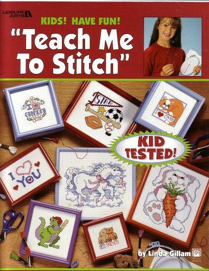 Teach me to stitch