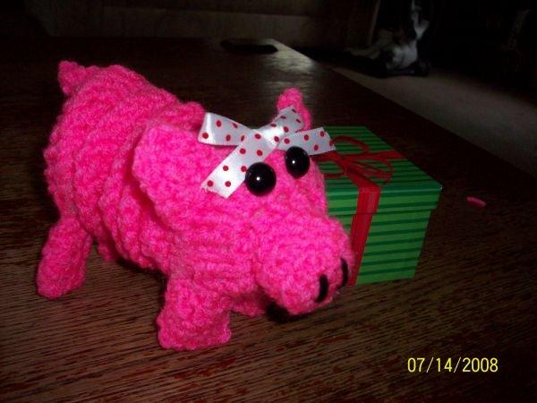 Crochet YOYO Piggie Ebook