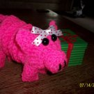Crochet YOYO Piggie Ebook