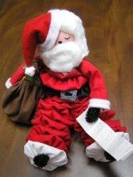 Santa YOYO Doll Ebook