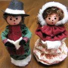 Holiday carolers set 1 ebook