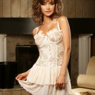 Lace BABY DOLL SIZES: S-M-L  #DL1134  Women's Lingerie