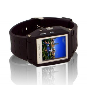 digtal photo frame watches
