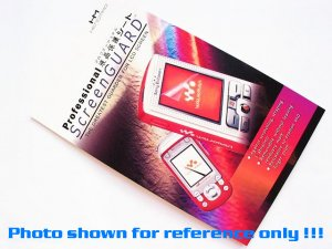 Screen Protector for LG KE800/KG90N