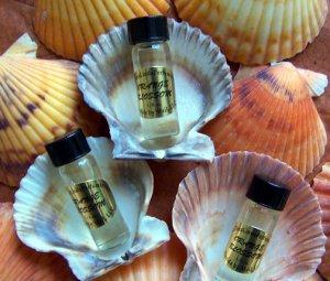 Orange Blossom Perfume Shells