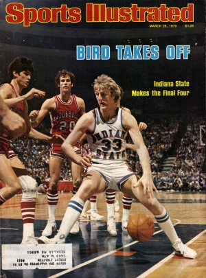 "Larry Bird 1979 Sports Illustrated ""MINT"""