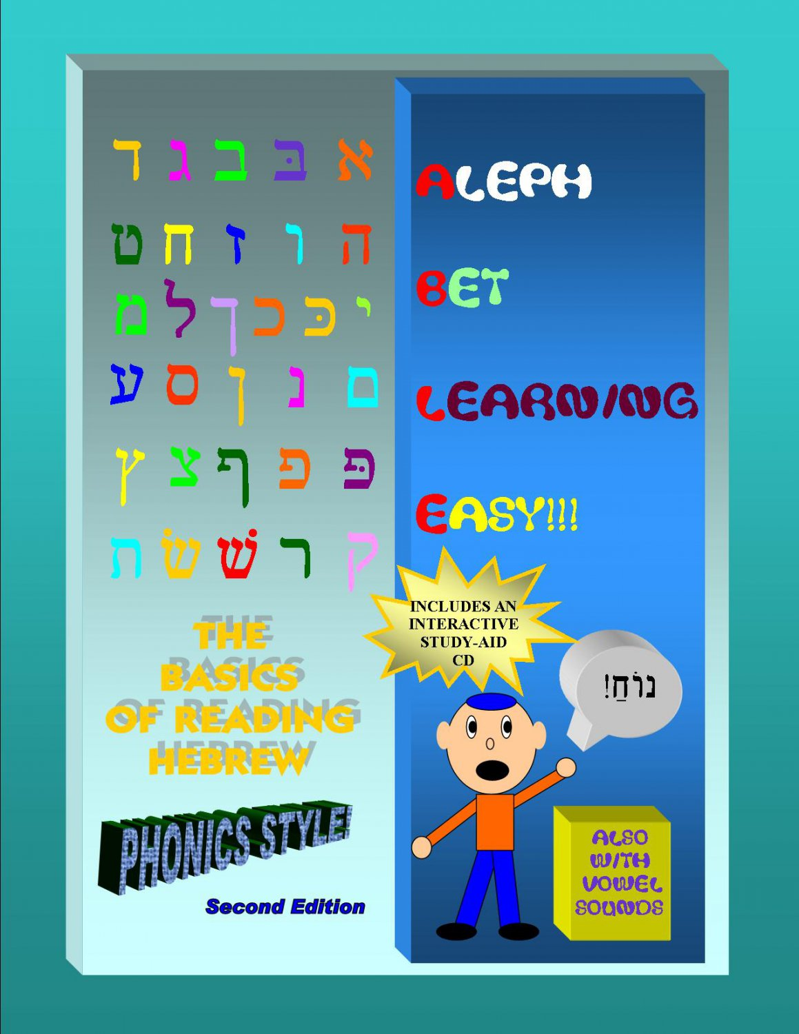 The Basics of Reading Hebrew: Phonics Style