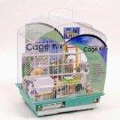 Tiel Cage Starter Kit 18x14 Wh/gr Dome Top