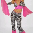 Stage Show Drag Queen Size Hippie Costume