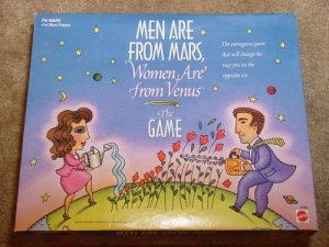 Men Are from Mars, Women Are from Venus (1998)