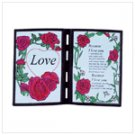 Poetic Love Plaque(25500)